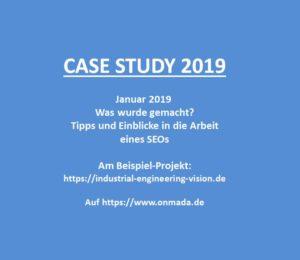 Case Study Januar 2019